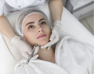 Micro Dermabrasion Therapy for Skin Treatment